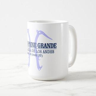 Cerro Paine Grande Coffee Mug