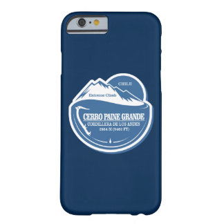 Cerro Paine Grande (Extreme Climb) Barely There iPhone 6 Case