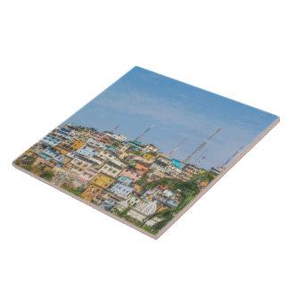Cerro Santa Ana Guayaquil Ecuador Tile