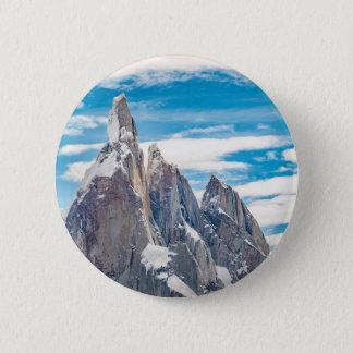 Cerro Torre - Parque Nacional Los Glaciares 2 Inch Round Button