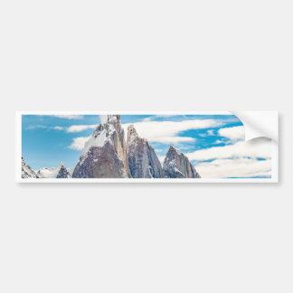 Cerro Torre - Parque Nacional Los Glaciares Bumper Sticker