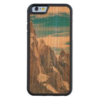 Cerro Torre Parque Nacional Los Glaciares Carved Cherry iPhone 6 Bumper Case