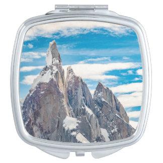 Cerro Torre Parque Nacional Los Glaciares Compact Mirror