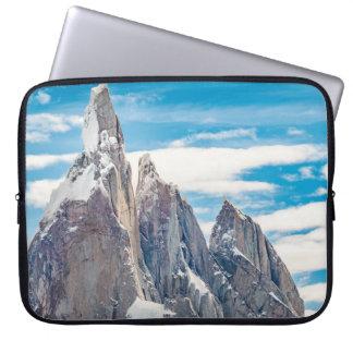 Cerro Torre Parque Nacional Los Glaciares Computer Sleeve