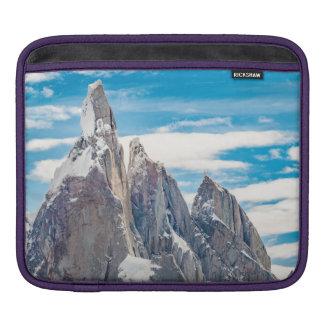 Cerro Torre Parque Nacional Los Glaciares iPad Sleeve
