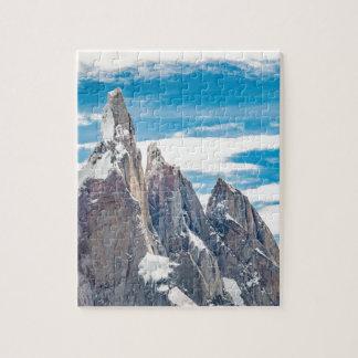 Cerro Torre - Parque Nacional Los Glaciares Jigsaw Puzzle