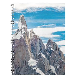 Cerro Torre - Parque Nacional Los Glaciares Notebook