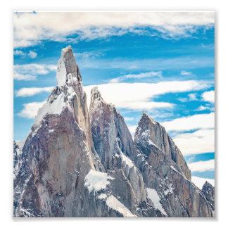 Cerro Torre Parque Nacional Los Glaciares Photo Print