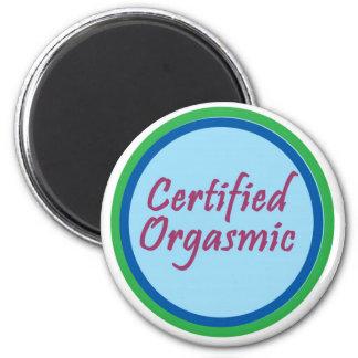 Cert-Orgasmic Magnet