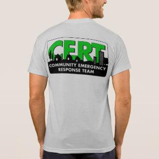 CERT Short Sleeve Tee ( Cotton / Poly