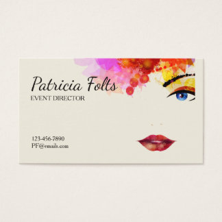 Certain Glance Business Cards