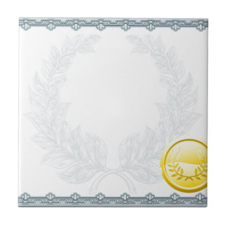 Certificate Diploma Background Template Tile