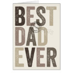 Certified Best Dad Ever Father's Day | Birthday