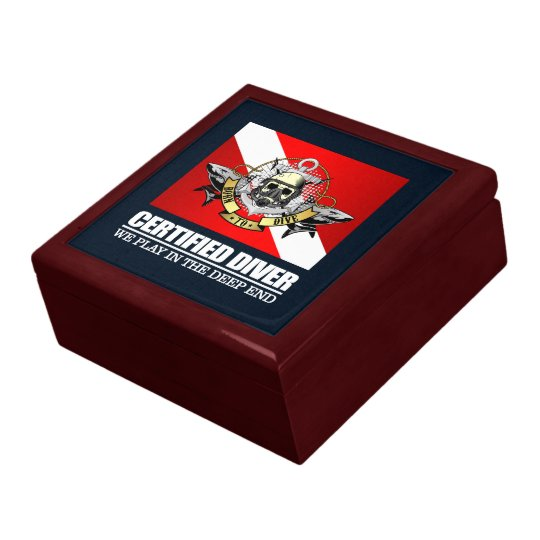 Certified Diver (BDT)2 Gift Box