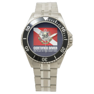 Certified Diver (BDT) Watches
