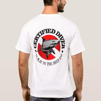 Certified Diver (Shark) T-Shirt