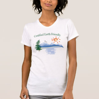 Certified Earth Friendly (2) Shirts