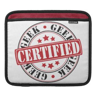 Certified Geek Sleeves For iPads