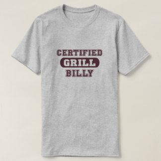 Certified Grill Billy T-Shirt