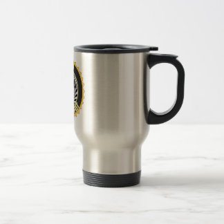 CERTIFIED HYPNOTHERAPIST LOGO TRAVEL MUG