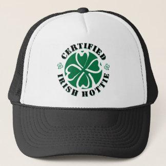 Certified Irish Hottie Trucker Hat