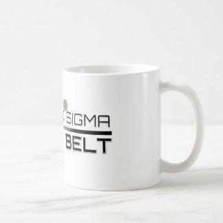 Certified Lean Six Sigma Black Belt Coffee Mug
