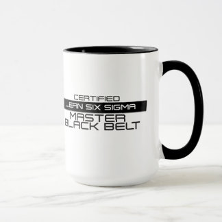 Certified Master Black Belt Coffee Mug