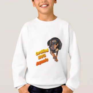 Certified Organic Youth Sweat Sweatshirt