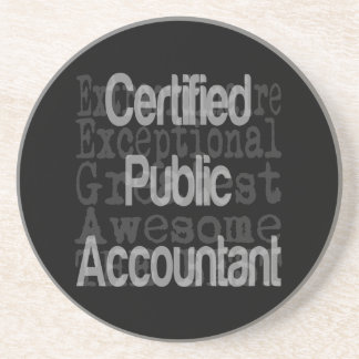 Certified Public Accountant Extraordinaire Coaster
