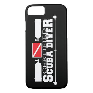 Certified Scuba Diver Phone Case