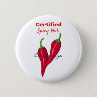 Certified Spicy Thunder_Cove 2 Inch Round Button