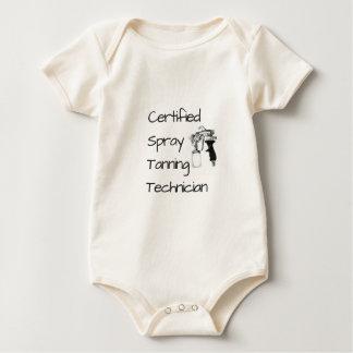 Certified Spray Tanning Technician T-Shirt