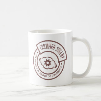 """Certified Steamy"" Mug"