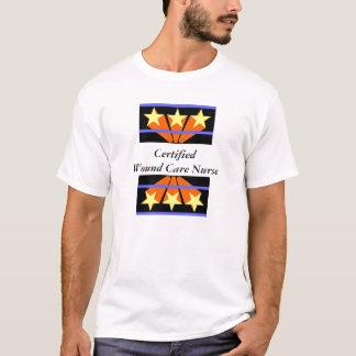 Certified Wound Care Nurse T-Shirt