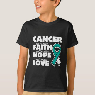 cervical cancer can't T-Shirt