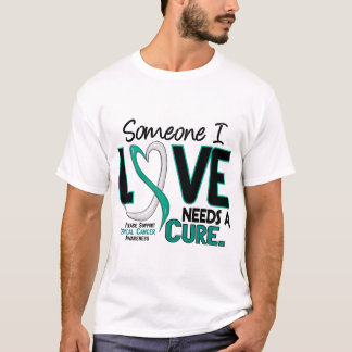 Cervical Cancer NEEDS A CURE 2 T-Shirt