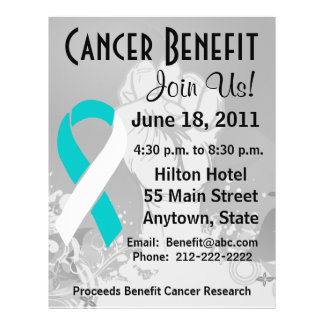 Cervical Cancer Personalized Benefit Flyer