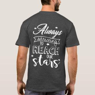 CES Astros Stars Spirit for DARK apparel T-Shirt