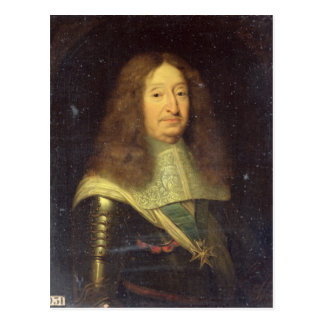 Cesar de Bourbon  Duke of Vendome and Beaufort Postcard