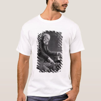 Cesar Franck at the console of the organ T-Shirt