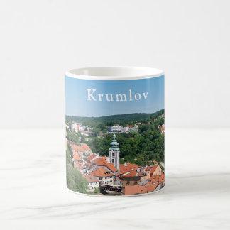 Cesky Krumlov. Panorama. Landscape. Coffee Mug