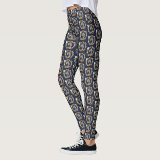 Cesky Terrier Leggings