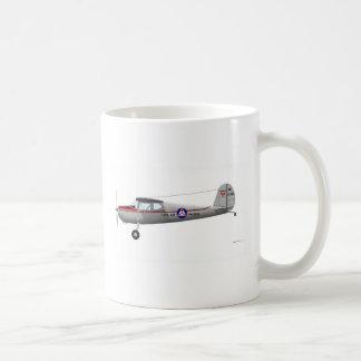Cessna 140 coffee mug