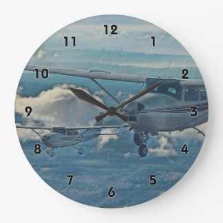 Cessna 182 - Seattle Clocks