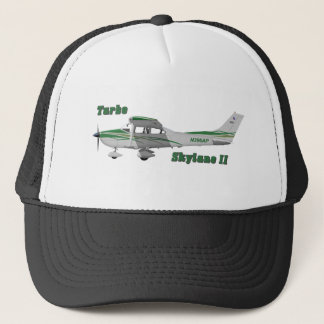 Cessna 182T Turbo Skylane II 396396T Trucker Hat