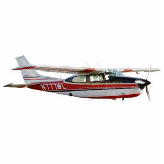 "Cessna 210 2""x3"" Magnet Photo Sculpture Magnet"
