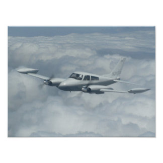 Cessna 310 poster
