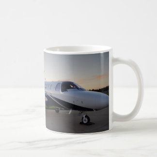 Cessna Citation M2 at Sunset Coffee Mug