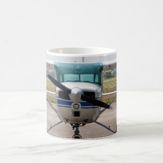 Cessna light aircraft coffee mug