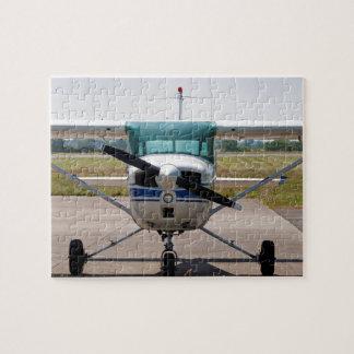 Cessna light aircraft jigsaw puzzle